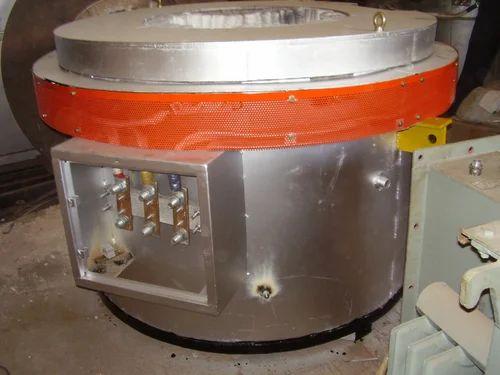 300 Kg 500 Kg 1 Mt Aluminum Melting Or Holding Furnace