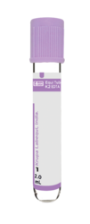 K2 EDTA Blood Collection Tube