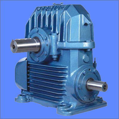 Std solid Foot Worm Gear Boxes | Janakpuri, Delhi | Chugh Brothers