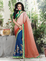 Embroidery Party Wear Saree