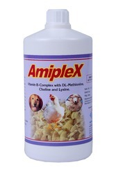 Amiplex Liquid Vitamin B Complex - Poultry Feed Supplement