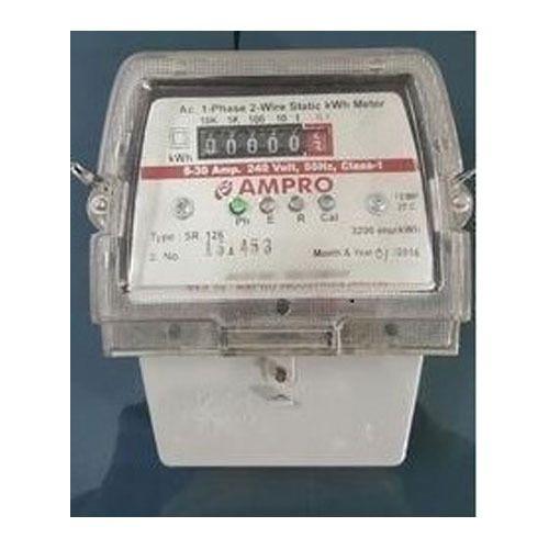 Utility Meter Analog : Analog energy meter एनालॉग मीटर padmavathi polymers