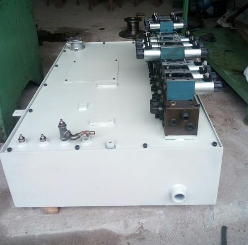 Injection Moulding Hydraulic Power Pack