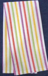 Multi Color Striped Kitchen Towel