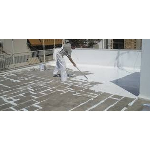 A p engineers delhi wholesale trader of waterproofing for Terrace waterproofing