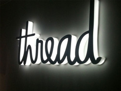 Acrylic  Channel Letters Signs