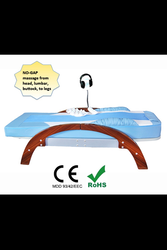 Single Piece Full Body Thermal Massage Bed