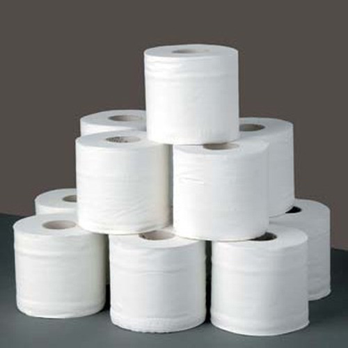 Plain Paper Toilet Roll, Weight: 0.5 gm