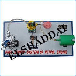 Fuel Supply System of Petrol Engine