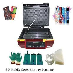 3D Mobile Cover Printing Machine