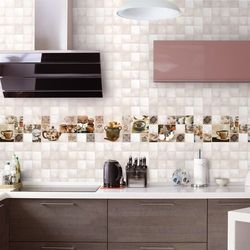 Kitchen tiles suppliers manufacturers dealers in - Kitchen without wall tiles ...