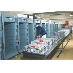 Meat Cold Storage Plant