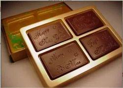 Milk Chocolates box