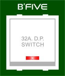 32 dp switch (modular)