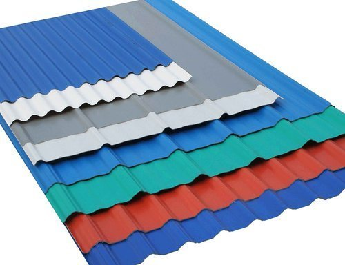 Color Coated Roofing Sheet at Rs 70 /kilogram(s)   Exhibition Road ...