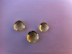 Natural Lemon Topaz Gemstones