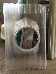Polycarbonate Profile Base Plate