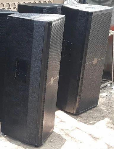 Jbl Dual Empty Speaker Cabinet Size 12 Inch Rs 7000