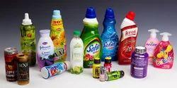 Multicolor PVC Heat Shrink Labels