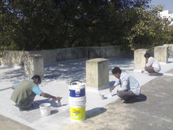 Terrace Water Proofing Services In Pune