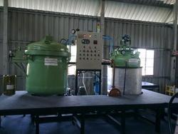 Heavy Duty Metal Impregnation Plant