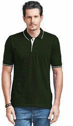 Polo Neck Casual Wear Mens Polo Collared T Shirts
