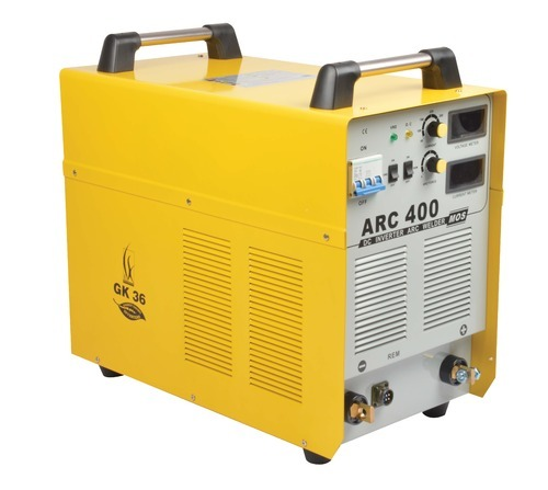 Gk36 Arc400 Arc Welding Machine 400 Amps 3 Phase At Rs