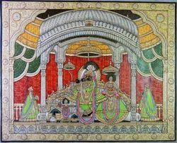 Govind Dev Ji Jaipur Painting