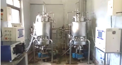 Jacketed Reactor Fermenter