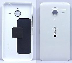 Microsoft Lumia 640 XL Back Panel White