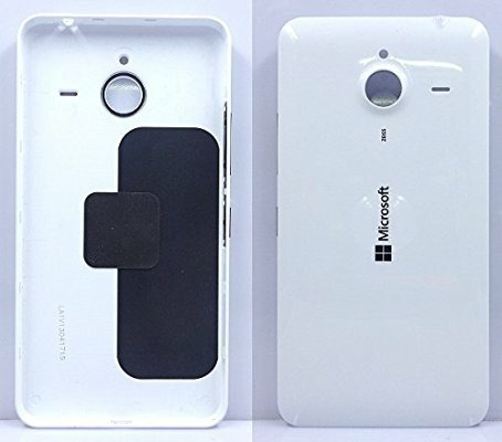 newest 1ec7c e3512 Microsoft Lumia 640 Xl Back Panel White
