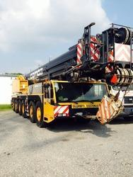 Mobile Telescopic Crane Rental Services