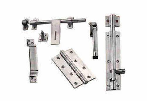 MS Door Fittings  sc 1 st  IndiaMART & Ms Door Fittings Door Skins Panels u0026 Profile | S. K. Hardware ... pezcame.com