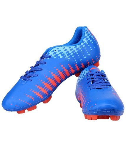 13f1869f7380 Multi Color Men Football Stud Shoes
