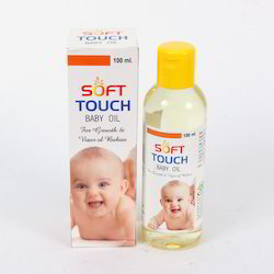 Soft Touch Baby Oil, Packaging Type: Bottle, Packaging Size: 100 Ml