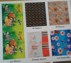 Printed Square PVC Door Panel, Thickness: 1 - 2 Mm, Packaging Type: Carton Packaging