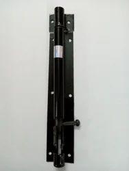 M.S Barrel Tower Bolt 75mm x 1.20mm x 10mm Dia Rod