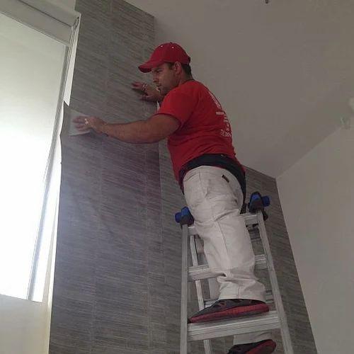 Wallpaper Installation Service व लप पर