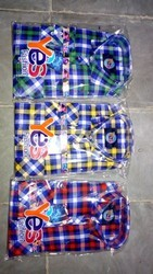 Men Cotton S Check Shirt, Size: Small, Medium, Large, XL