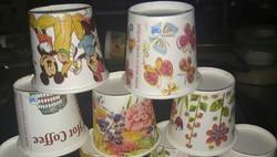 Paper Printed Disposable Tea Cup