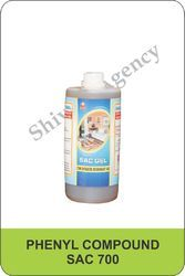 Shivam Agency Phenol Compound, Packaging Type: Can