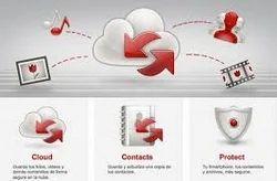 Construction Satellite-Based Vodafone Idea Cloud Services, TS & AP