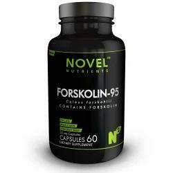 Forskolin-95 25mg Capsules - Fat Burner