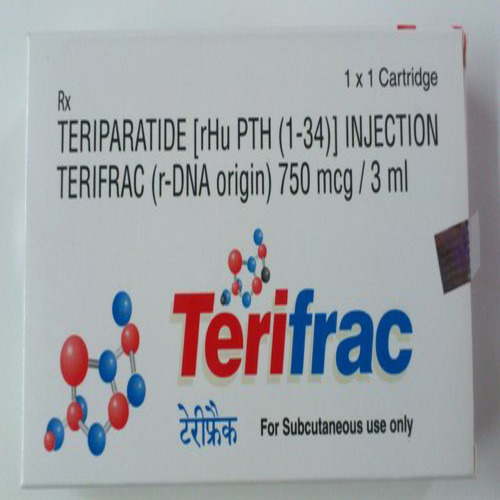 Insulin Injection Sites For Women: Terifrac Injection, 1 X 1 Cartridge, Rs 5500 /unit