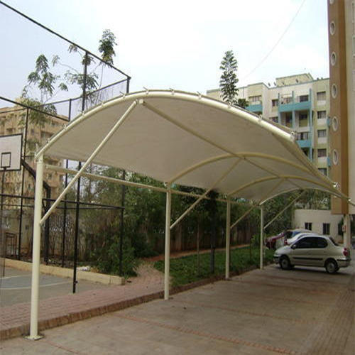 Car Parking Canopy & Car Parking Canopy at Rs 350 /square feet(s) | Car Parking Canopy ...