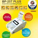WEP BP 25 T Plus Billing Machines