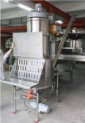 Auger Conveyor and Dust Collector Machine