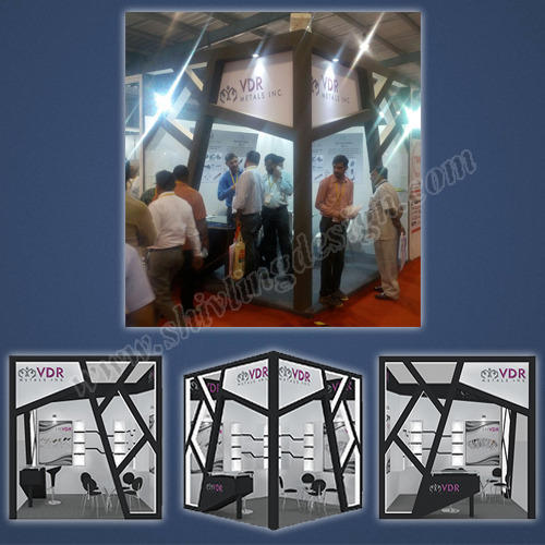 Exhibition Stall Quotation : Exhibition booth fabrication services exhibition stall