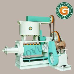 Vegetable Oil Seed Screw Oil Press