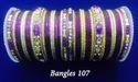 Designer Stone Bangles